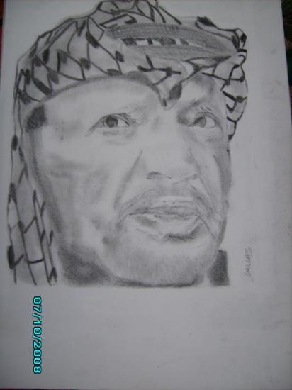 Yasser Arafat por falloudiop